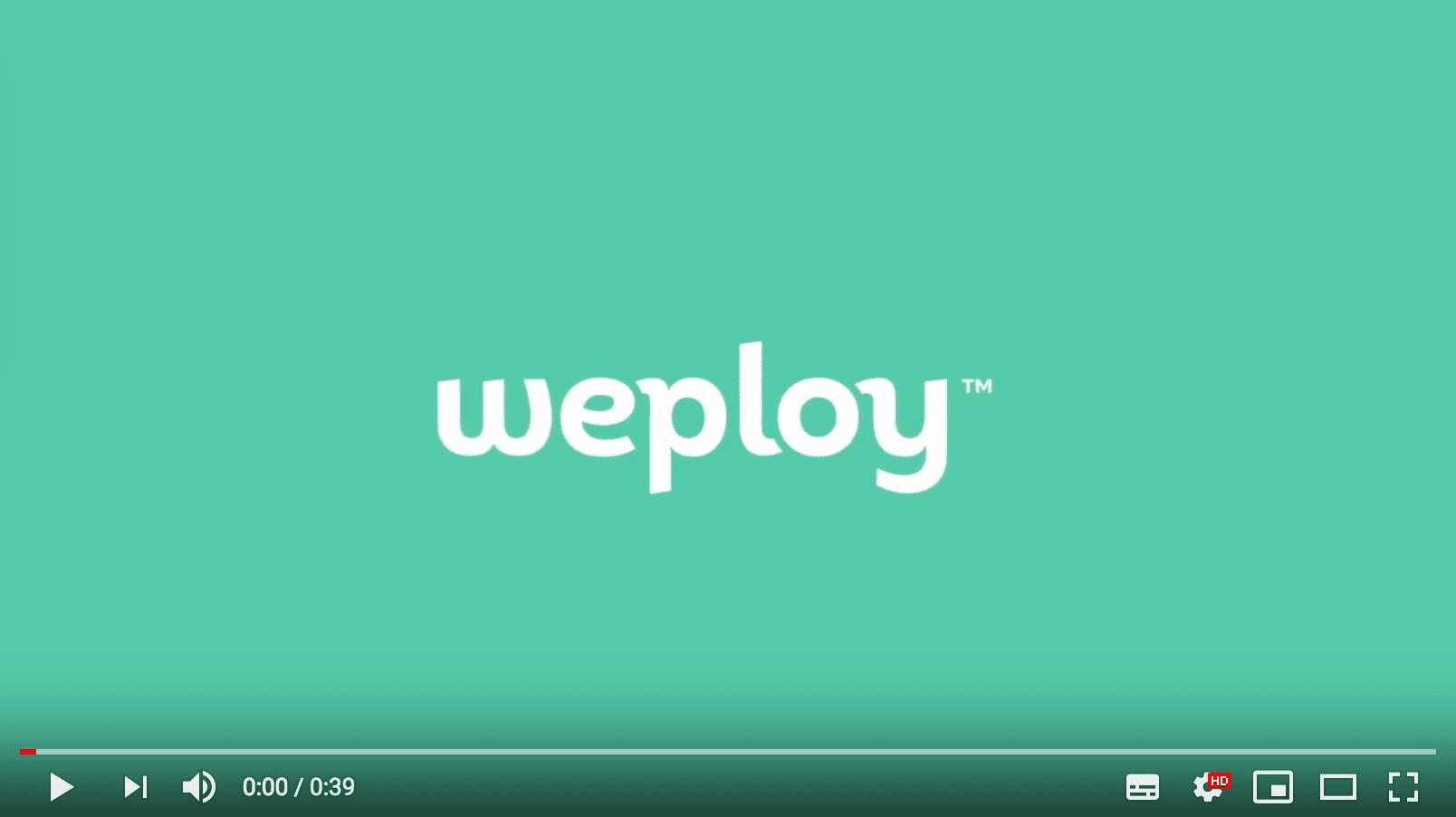 weploy video screenshot